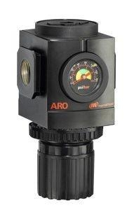 "ARO R37461-600 3000 Series Regulator 3/4"" and 1"" Ports"