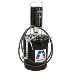 American Lubrication/ ARO  LP3001-1 Portable 35-pound grease pump package